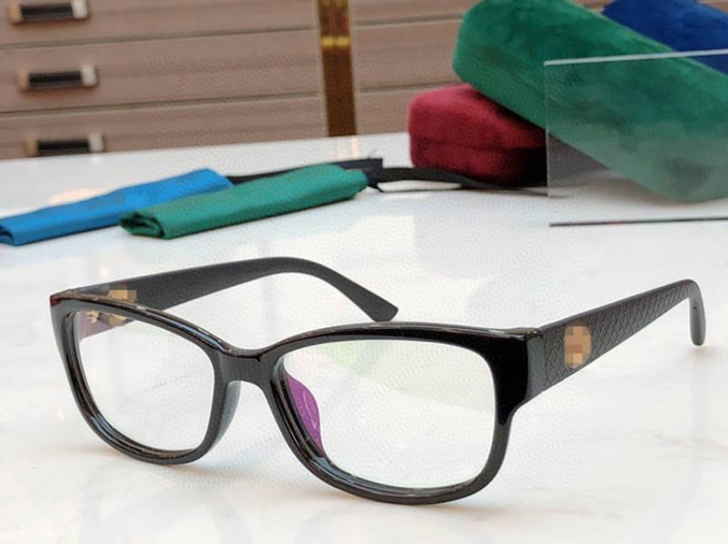 2020 Marco de Calidad Clásico GG3790 Eleglant Gafas para la importación de mujeres Pure-Plank 54-15-150 de receta de la caja Set completo de los vidrios