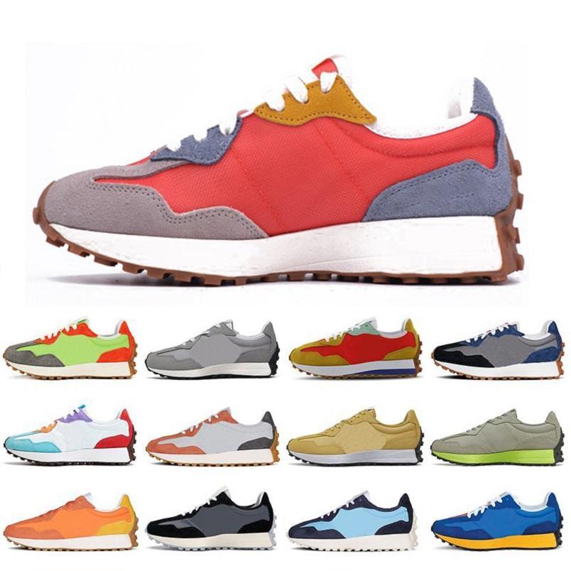 new balance 327 nb 327 Cheap Moda Mens Scarpe da corsa Pride Cape Fiamma Camminare Vintage Donne da uomo Allenatore Streans Sneakers Chaussures Zapatos Scarpe