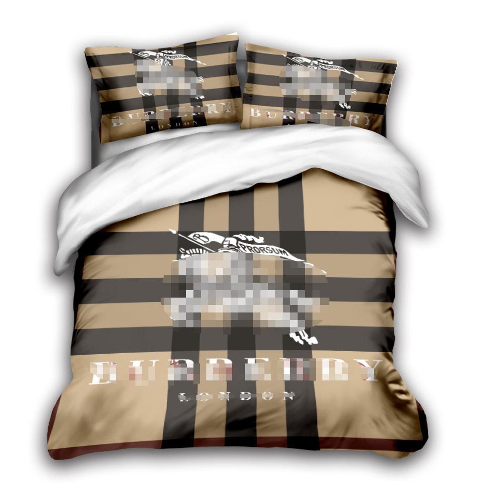 3D designer bedding sets king size queen size luxury Quilt cover pillow case duvet cover designer bed comforters sets N14