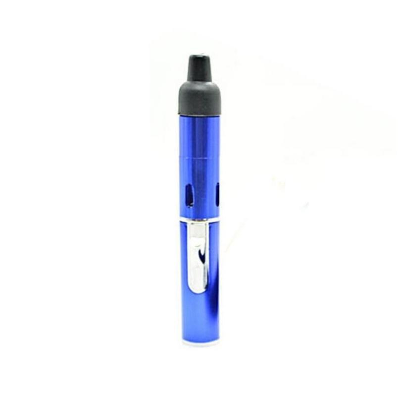 Горячая распродажа click n vape skeak vaporizer ручка сухой травяной испаритель курить металлическая труба ветер доказательство горелки зажигалка для сухой ей jllmch soof