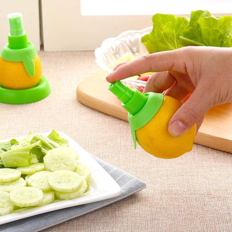 오렌지 주스 스퀴즈 주스 과즙 레몬 미스트 오렌지 과일 착취 스프레이 주방 도구 FWC1445 요리 스프레이