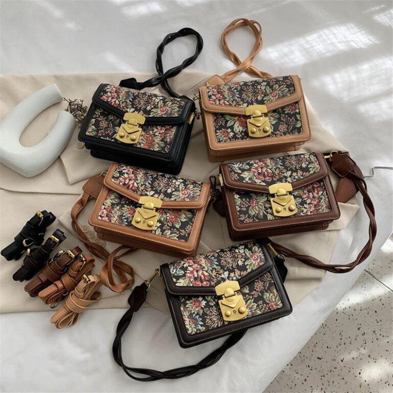 Carteira sacos de ombro bolsa de alta qualidade bolsas bolsas de bolsas Bestselling Bags Sacos Crossbody Women 2020 5 Pu LKFRR