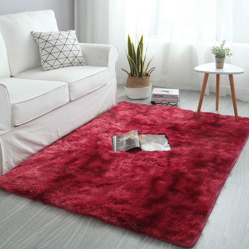 Alfombras de dormitorio Alfombras antideslizantes Antideslizantes para la sala de estar Alfombra de área moderna para dormitorio suave alfombra cómoda personalizada 201212