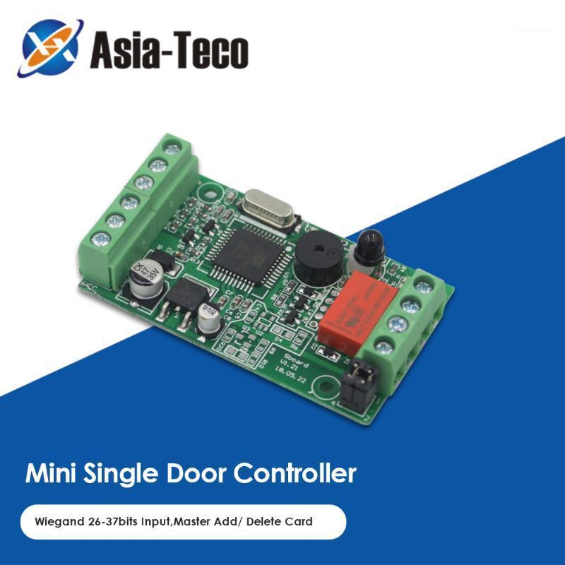 Sboard Mini Single Door Controller Wiegand 26~37 Bits Output 1000 users user data can be transferred1