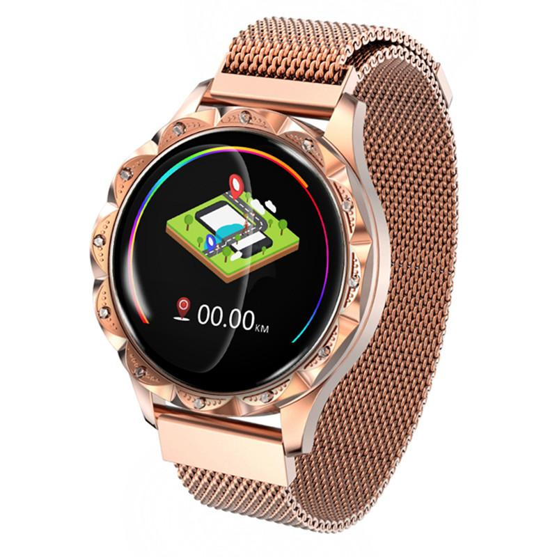 D18 smartwatch Golden