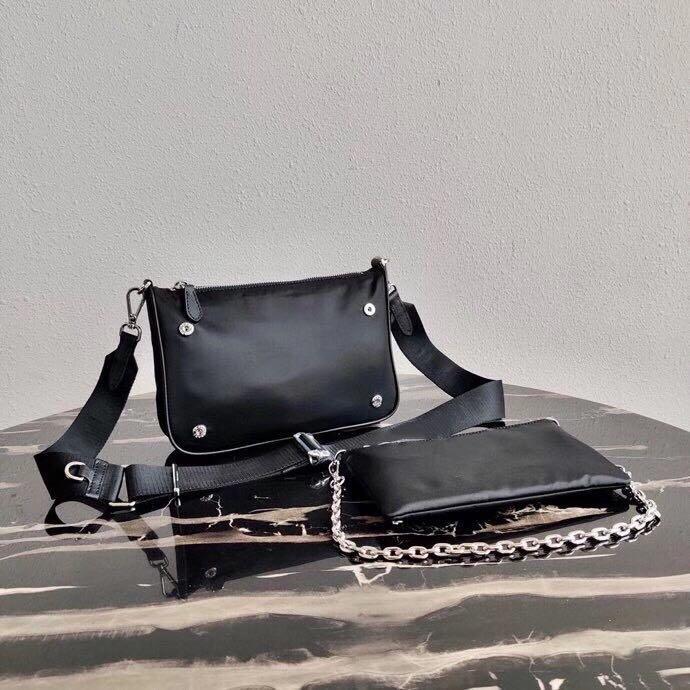 Borsa Doppia spalla insieme composito Bag tote donne messenger bag 2 pezzo borsa della borsa della signora set tela per gli uomini presbiti mini donne del pacchetto