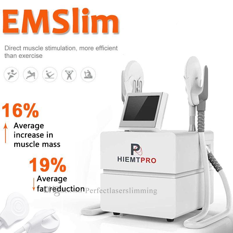 2020 Emslim Body Sculture Slim Beauty Machine EMS Emslim The Electro Magnetic Muscle Training EMS Dispositivo di riparazione postpartum