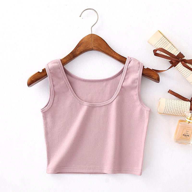 Camisa apertada de manga feminina apertada camisa sem mangas suaves de manga curta meia-calça espartilho cellybutton top, verão 2020