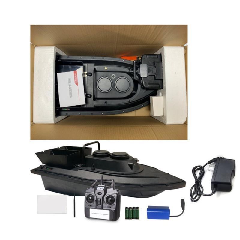 Fischfinder d11 Smart RC Köder Boot Spielzeug Dual Motor Schiff Fernbedienung 500m Fischerboote Speedboat Werkzeug