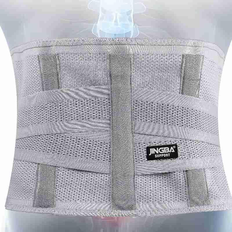Cintura Shaper Soporte Cinturón Fitness Deportes Atrás Cintura Apoyo Cinturones Musculación Abdominale Deportes Seguridad Transteriadora transpirable