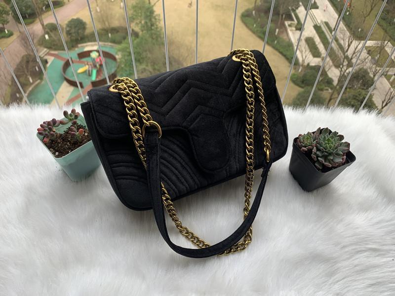 Luxurys Designer Taschen 2020 Umhängetaschen Leder Brieftaschen Hohe Qualität für Frauen Bag Designer Totes Messenger Bags
