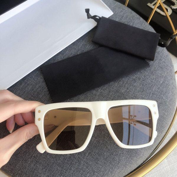 Nouveau BPS-100F Lunettes de soleil pour les femmes de la mode populaire d'été de style avec les pierres de qualité supérieure Protection UV400 lentille Venez avec la boîte Case