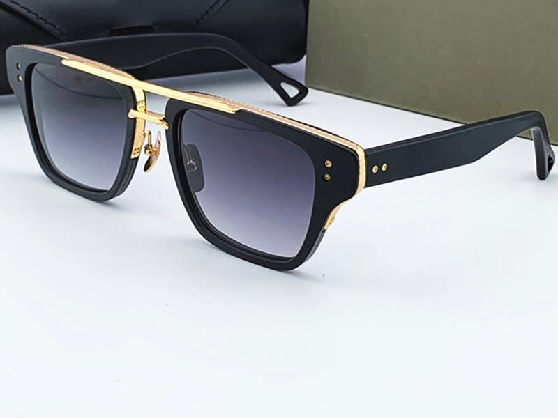 MC Üç Yeni Popüler Güneş Gözlüğü Ile UV Koruma Için Vintage Kare Tahta Çerçeve Popüler En Kaliteli Case Klasik Güneş Gözlüğü Ile Gel