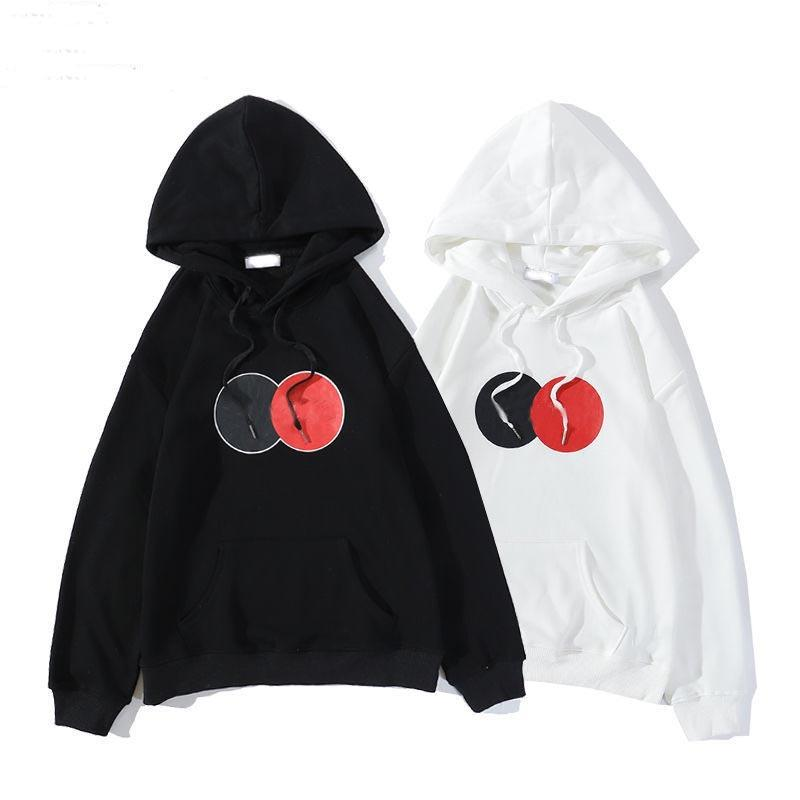 2020 NUEVOS mens hoodies primavera ocasional otoño sudaderas con capucha sudaderas Impreso moda para los hombres y las mujeres de la gota del envío