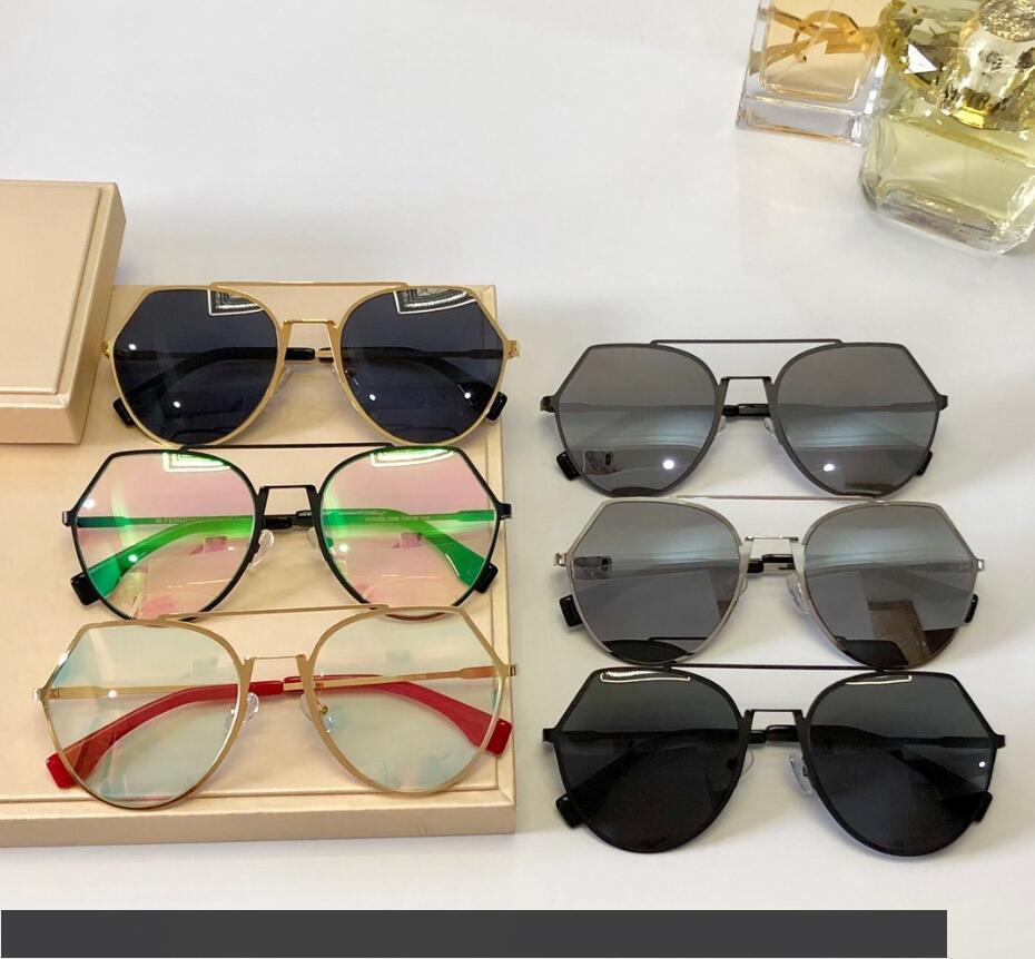 luxury- Солнцезащитные очки плоские G15 Стеклянные линзы солнцезащитных очков оттенков UV400 лучей мужчин женщин солнцезащитные очки, очки со всеми оригинальной упаковке, аксессуары