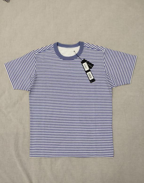 T-shirt TopStoney الساخن الألوان بيع مخطط الصباغ 4 طباعة مارينا 19ss 233x9 تي شيرت الحجم: S-3XL CTTQL