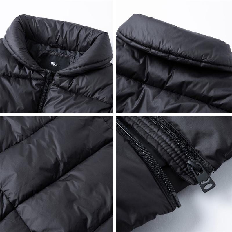 Pudi qy904 chaqueta de invierno mujeres de moda corta casual algodón parkas femenino abrigo invierno cálido color sólido suelto outwear más tamaño 201203