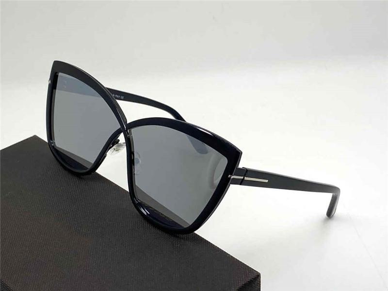 0715 Men Women sunglasses fashionable and popular retro style Round high-grade sheet frame anti-ultraviolet lens frame high quality free box