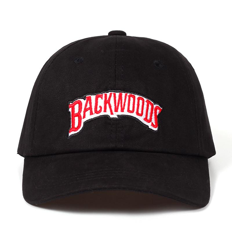 New Brand Backwoods Lettera Bella Snapback Caps Cotton% Berretto da baseball per uomini adulti Donne Hip Hop Papà Cappello Bone Garrosx1016