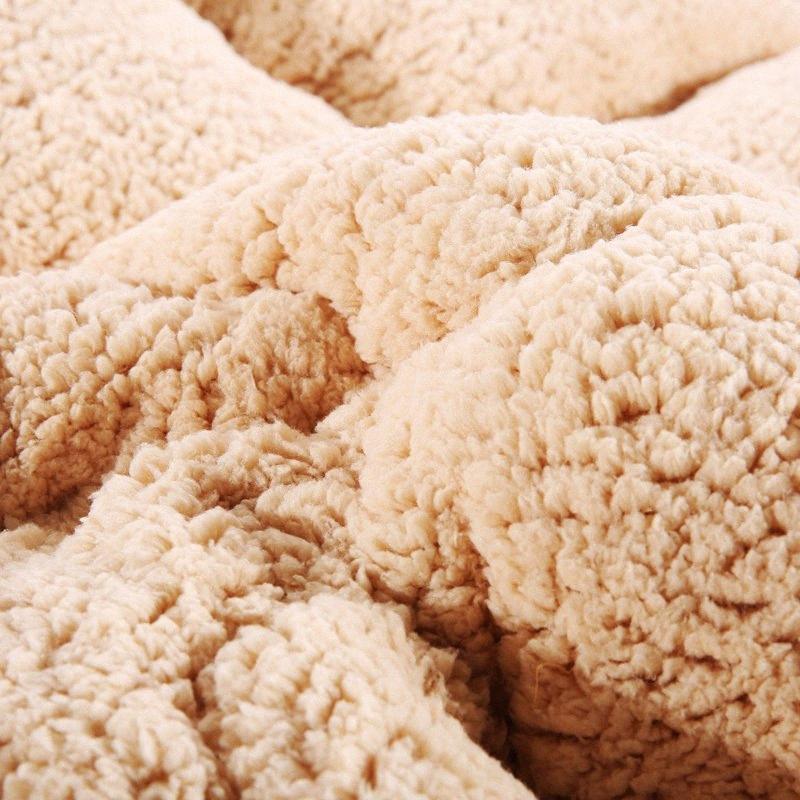 Оптовая свободная перевозка груза, дополнительная теплая зима лоскутное одеяло 2.0-4.0kg зимой одеяло для home.VCM803 EX32 #