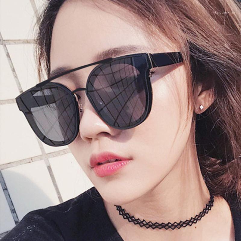 2020 Neue Mode Trendy Marke Sonnenbrille Retro Sonnenbrille Männer und Frauen Fashion1