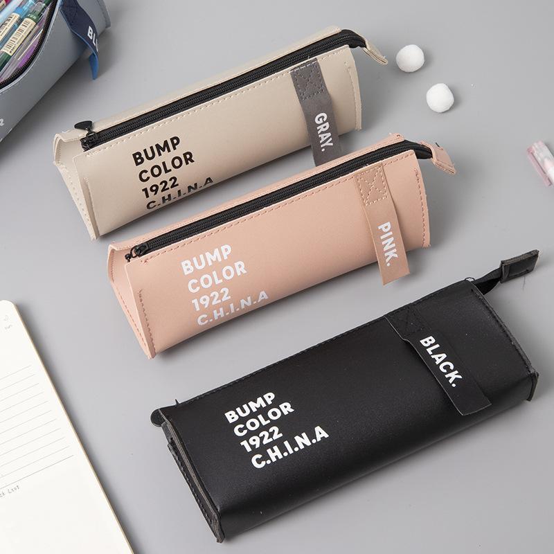 Kinbor grande capacità di elaborazione cassa di matita Scuola bancari Articoli di cancelleria Scuola regalo Strumenti Pencilcase Back To presentati