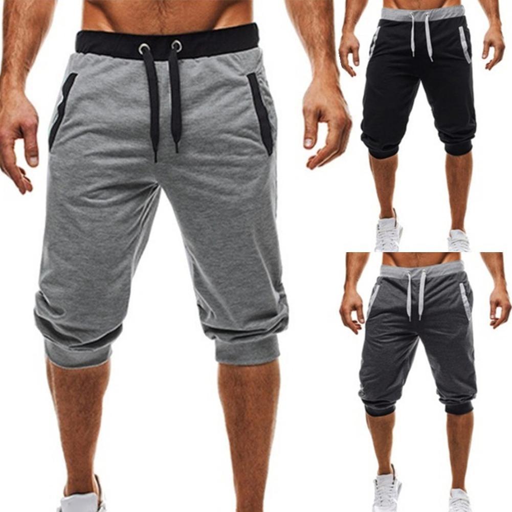 Skinny Pants Mens Joggers Sweatpants Gyms Fitness Workout Tra pants New Autumn Male jogging pants men jogging men