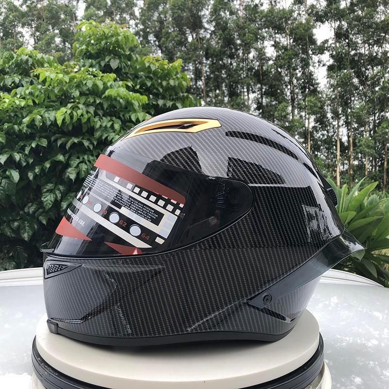 Motosiklet Kask Güvenliği Yetişkin Kask Motosiklet Casque Moto 70th Yıldönümü Motosiklet Casque Moto1