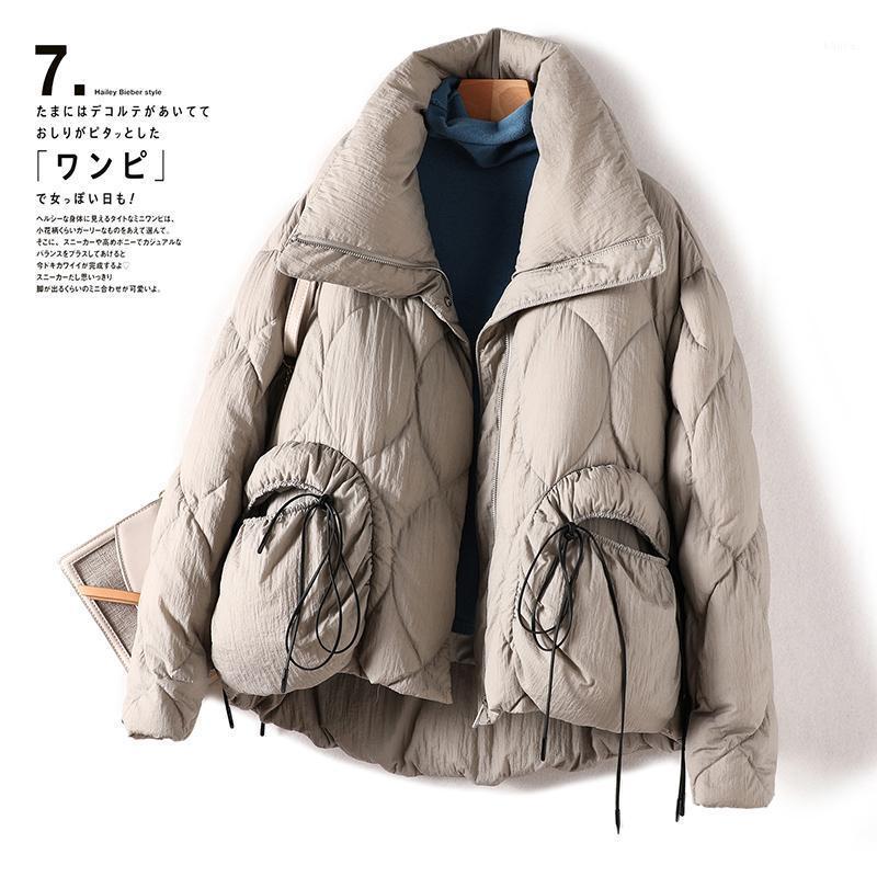 Manteau d'hiver Femme Down Vestes pour femmes Puffer Veste Mode Vêtements Pour Femmes Manteaux Bubble Abrigos Mujer Invierno 2020 LXR7211