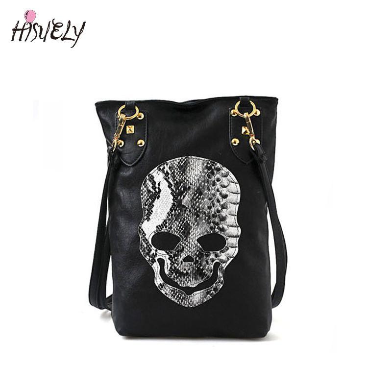 2020 venda quente punk designer pu bolsas de couro mulheres mulheres ombro senhoras tote crossbody shopping nova chegada mensagem saco q6