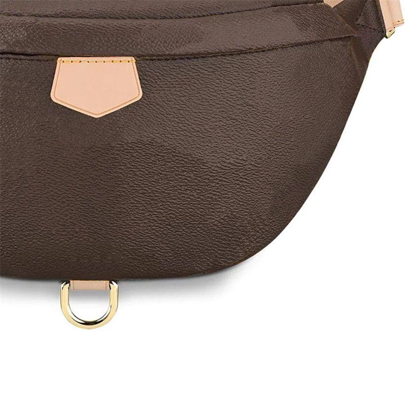 Tasche FannyPack Bag Herren Clutch Bumbag Tote Crossbody Messenger Taille Männer Ledergürtel Handtasche Geldbörsen 44 Wallet Mode 554 XFXNC