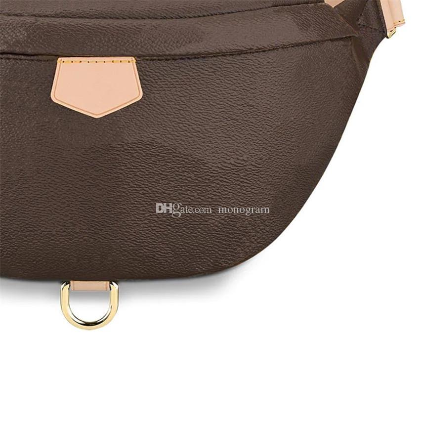 Bag Bag 554 Cintura Couro Homens Tote Crossbody Bag Messenger Mens Mens embreagem Bolsa Bumbag Carteira Bangypack 44 Fashion Qnuam