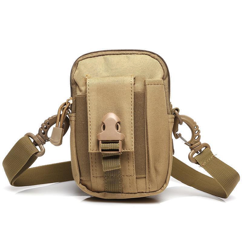 في الهواء الطلق المشي لمسافات طويلة حقيبة السفر التكتيكية حقائب الكتف حزمة الهاتف مقاوم للماء التمويه التخييم تسلق الصيد أداة حقائب