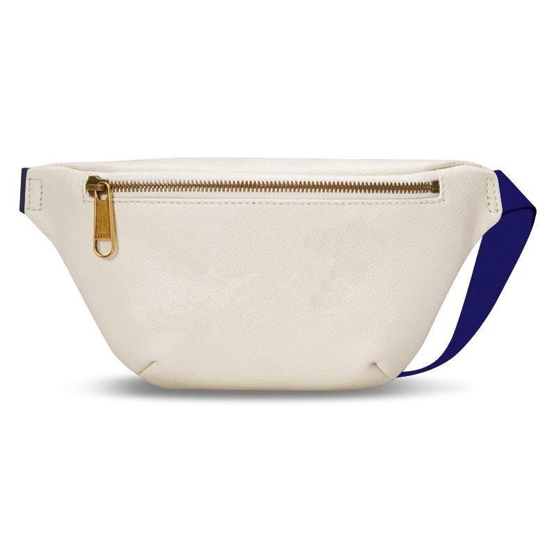 El nuevo diseñador de la cintura de la PU de piel Bolsas de hombres de las mujeres bolsos de hombro de la correa de hombro del bolso de las mujeres bolsos de las bolsas de bolsillo 01