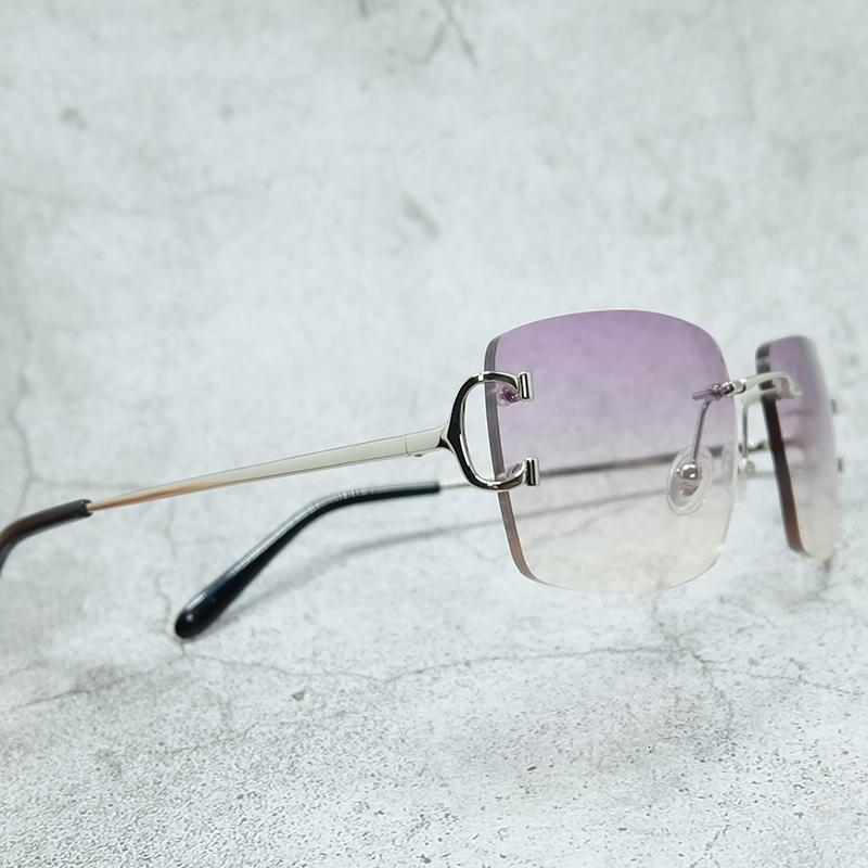 Gafas de Sol Erkekler Lüks 2020 Kadın Tasarımcı Carter Shades Cam Trend Ürün Erkek Toplu Toptan Retro Güneş Gözlüğü