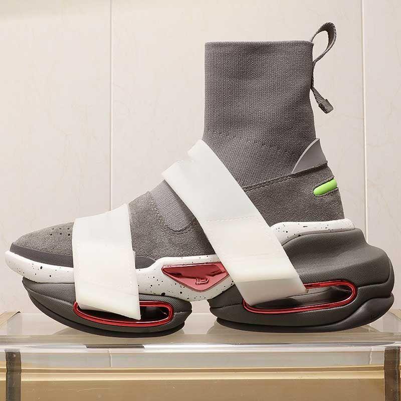 Высокие верхние кроссовки 2020 Париж мода звезда мода повседневные туфли женщин мужчины покупки специальные туфли двойной подошвой не скользящий дизайн 35-45 размер