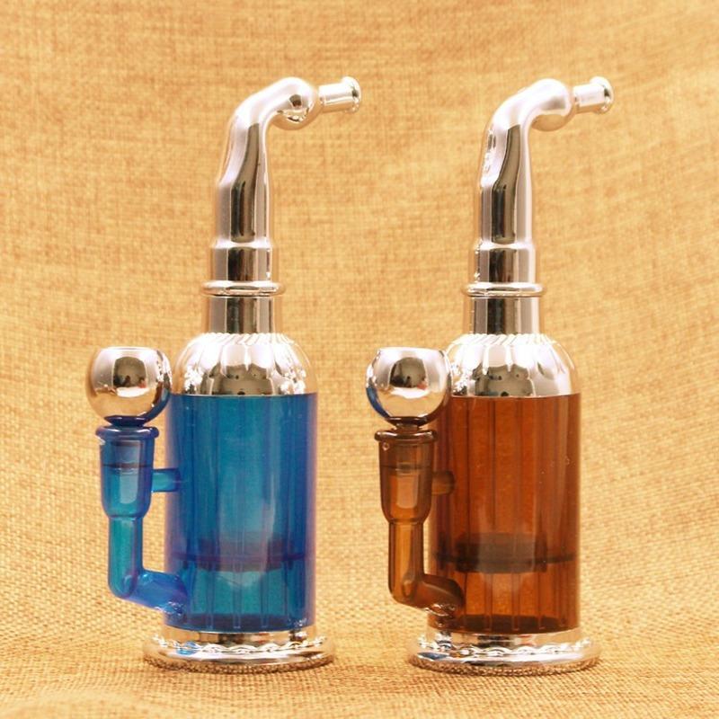 150 мм кальян водяной труб для воды для курения комплект питания кальян многофункциональный кальян синий и коричневый 2 цвета доступны оптом трубы
