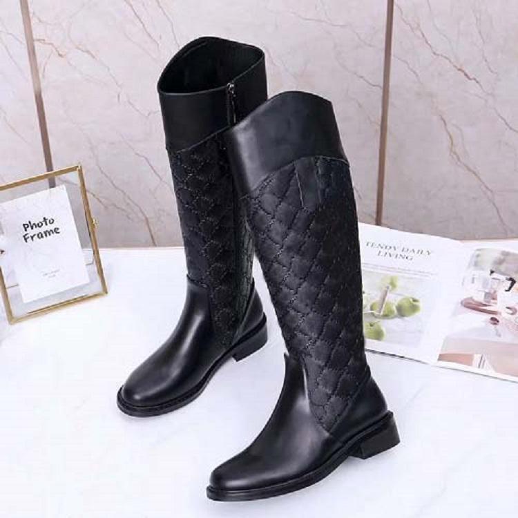 Бесплатные DHL Женщины Высокое Качество Каблуки Сапоги Лодыжки Сапоги Натуральная Кожаная Обувь Мода Обувь Зимняя Осень Мода Сапоги с коробкой