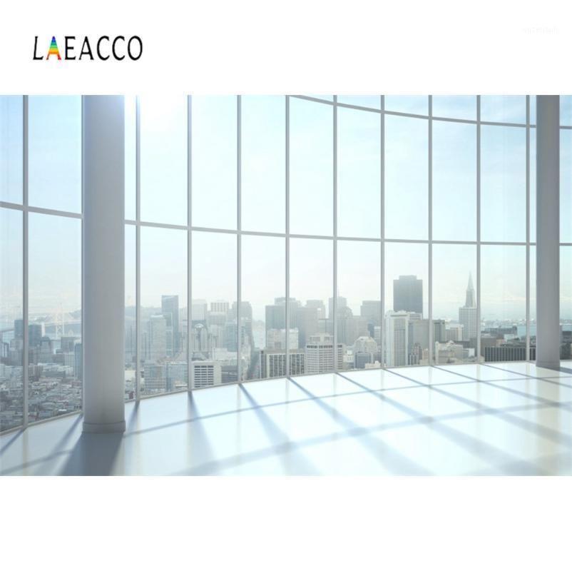 Laeaco фото Фоны Вид Дом Французское окно Городское здание Блестящее солнце Интерьер фото Фон фон фотоэлементная студия1