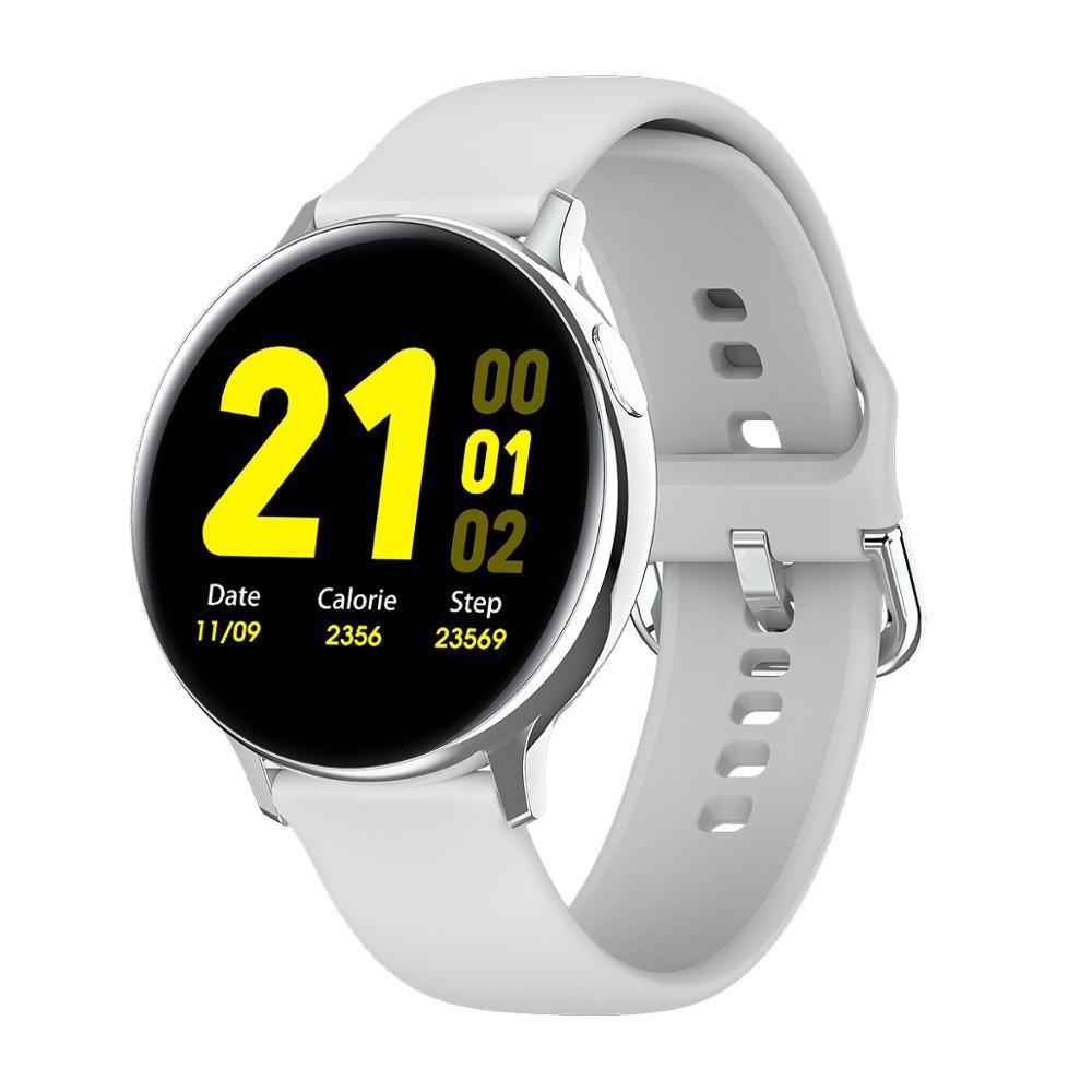High Quality Smart Bracelet 1.3 inch Screen Blood Pressure Oxygen Monitor Waterproof Sport ECG Smart Watch