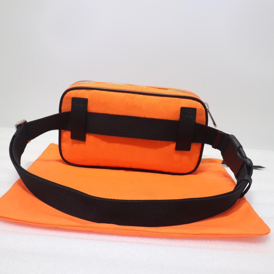 Crossbody Tasche Frauen mit neuer Schulter Black Box Nylon Gürtel Rucksack 6313 Luxurys Ledertaschen Männer IQGH DKE Taille Desi Damre