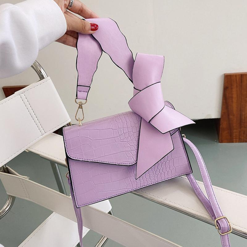 Роскошь 2020 дизайнерские сумки для женщин Новый SAC маленькие сумки PU мешок кожаный клапан Crossbody Travel Bags lege