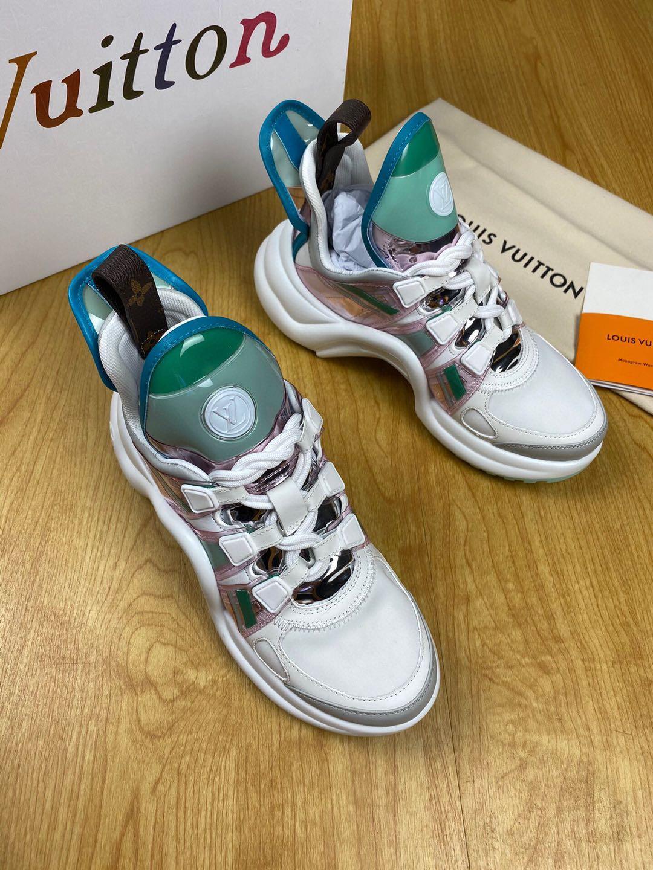 Paris cristallo Triple Bottom S Casual Shoes papà dei pattini della piattaforma Triple S scarpe da tennis per le donne Vintage Kanye vecchio nonno Trainer