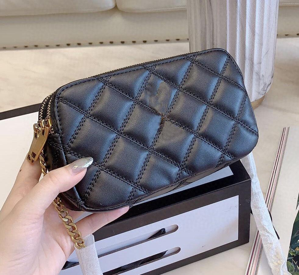 Clutch Designer Taschen Original Frauen Kette Paris Crossbody Mode Colo Leder Handtaschen Tasche Weiß Schwarz Klassische Luxurys 7 Schulter uaavc