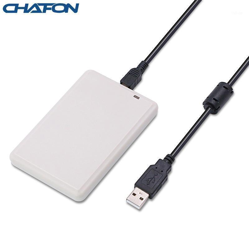 Lettore di schede di controllo accessi Chafon 865MHZ ~ 868MHz Writer USB UHF RFID per sistema con campione Fornire SDK gratuito, DEMO Software11