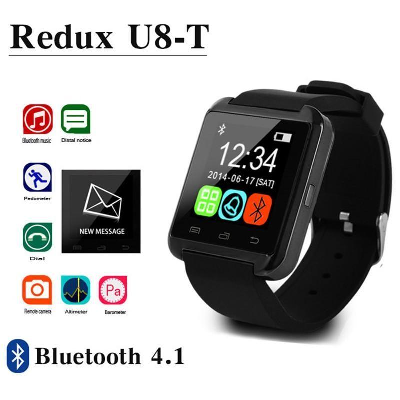 U8 Bluetooth Smart Watch Men Women Pedometer Touch Screen Sport Intelligent Watch Phone Smartwatch For Android Ios