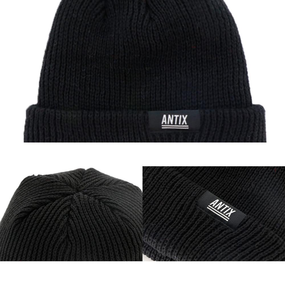 Warm Wholesale 100% Acrylic Unisex Custom Winter Hat Knitted Beanie 2XA5