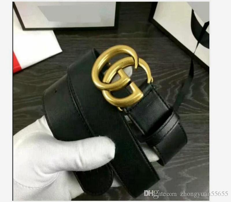 #013Designer58 Belt Snake Luxury Belt Leather Business Belts Women Big Buckle ceinture