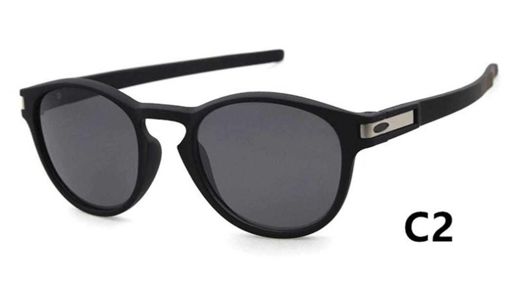 Venda quente 9265 Óculos de sol óculos verão esportes redondos moldura de sol óculos luxo homens mulheres designer sol montando óculos óculos bxgqr