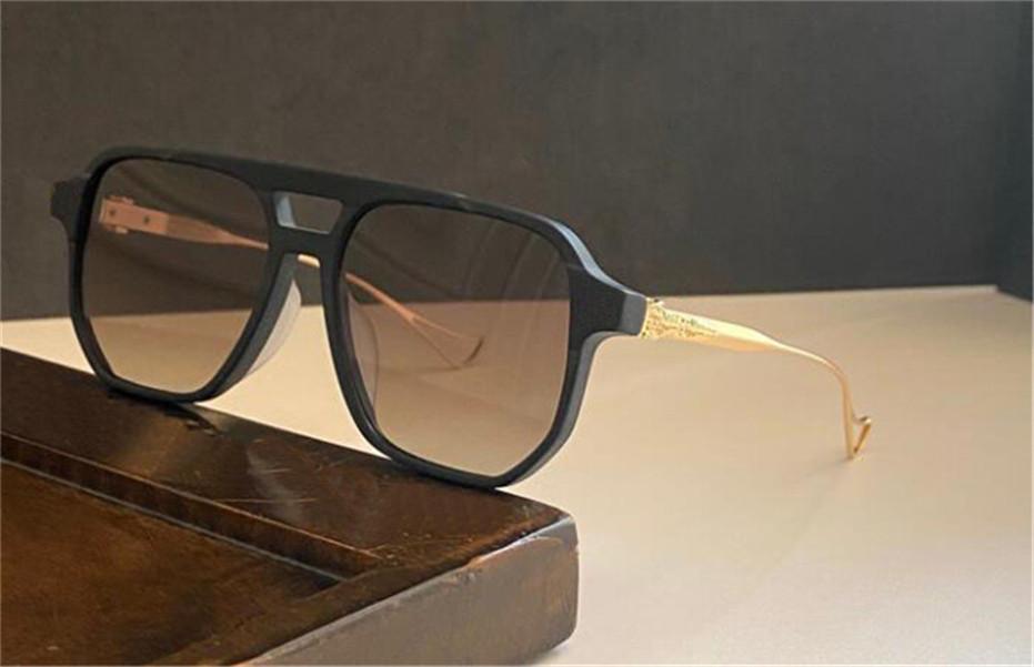 Новые моды дизайн солнцезащитные очки Halie квадратная рамка классический американский панк дизайн стиль простой и щедрый uv400 линз очки